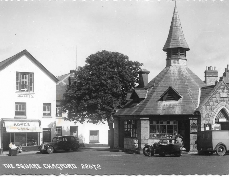 The Square & Market House