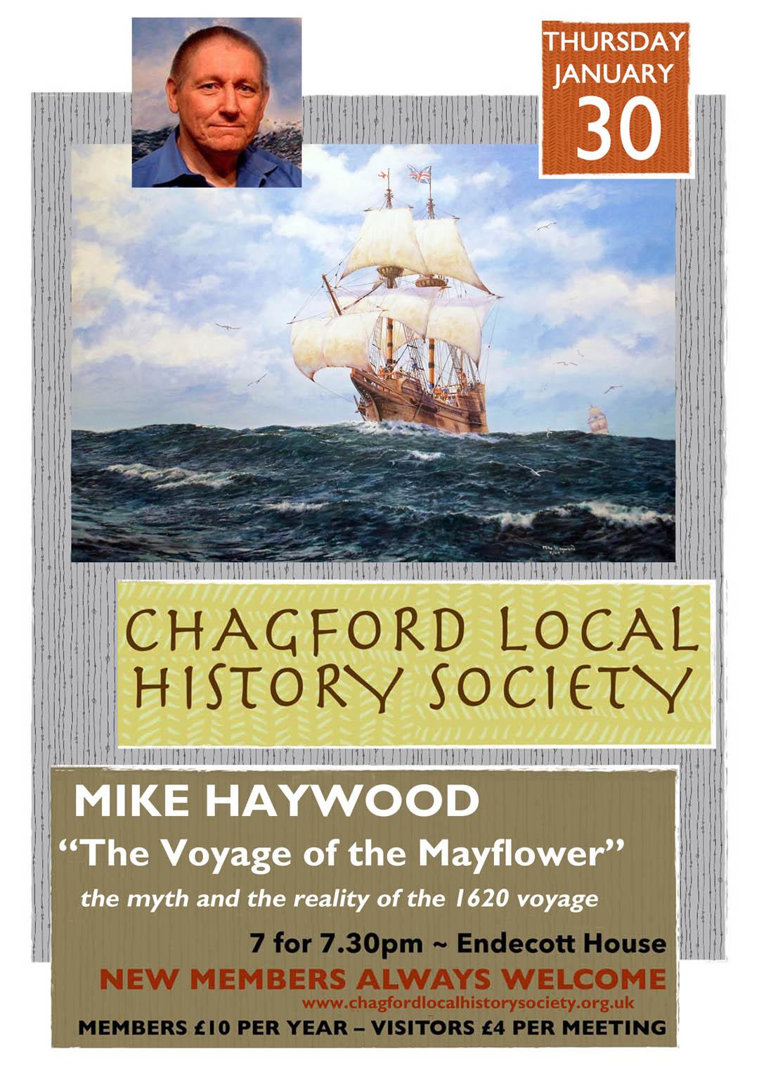 Mike Haywood talk 30 January 2020