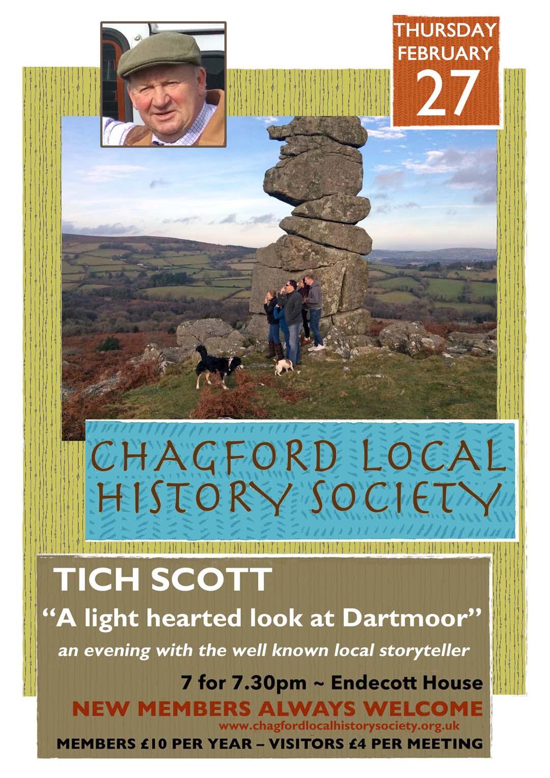 Tich Scott talk 27 February 2020